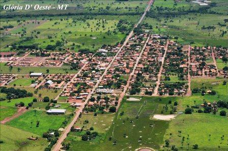 Glória d'Oeste Mato Grosso fonte: www.olknews.com.br
